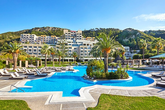 Grčka - hoteli
